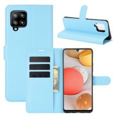 LN Flip Wallet Galaxy A42 5G Blue