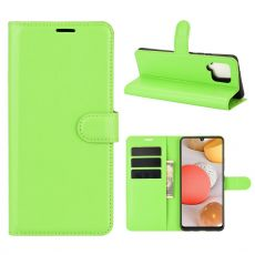 LN Flip Wallet Galaxy A42 5G Green