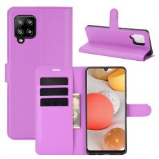 LN Flip Wallet Galaxy A42 5G Purple