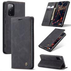 CaseMe suojalaukku Galaxy S20 FE black