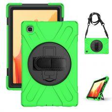 "LN suojakuori+kantohihna Galaxy Tab A7 10.4"" Green"