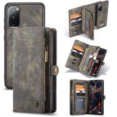 CaseMe 2in1 11card Galaxy S20 FE black