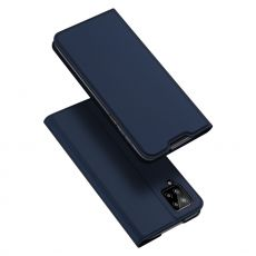 Dux Ducs Business-kotelo Galaxy A12 Blue