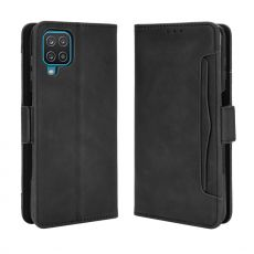 LN 5card Flip Wallet Galaxy A12 Black
