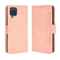 LN 5card Flip Wallet Galaxy A12 Pink
