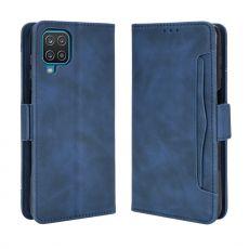 LN 5card Flip Wallet Galaxy A12 Blue