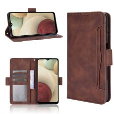 LN 5card Flip Wallet Galaxy A12 Brown