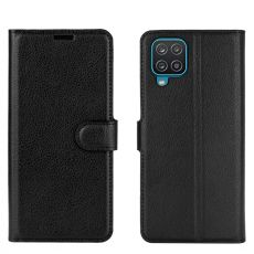 LN Flip Wallet Galaxy A12 Black