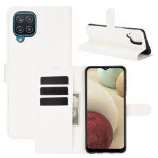 LN Flip Wallet Galaxy A12 White
