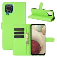 LN Flip Wallet Galaxy A12 Green