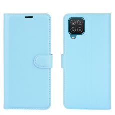 LN Flip Wallet Galaxy A12 Blue