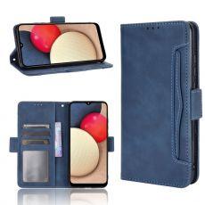 LN Flip Wallet 5card Galaxy A02s/A03s blue