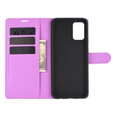 LN Flip Wallet Galaxy A02s/A03s purple