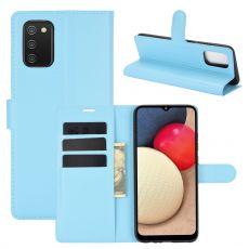 LN Flip Wallet Galaxy A02s/A03s blue