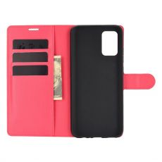 LN Flip Wallet Galaxy A02s/A03s red