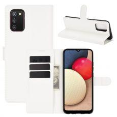 LN Flip Wallet Galaxy A02s/A03s white