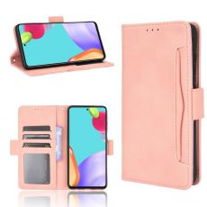 LN 5card Flip Wallet Galaxy A72/A72 5G pink