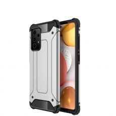 LN suojakuori Galaxy A72/A72 5G silver