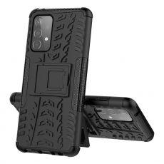 LN kuori tuella Galaxy A52/A52 5G/A52s 5G black