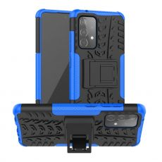 LN kuori tuella Galaxy A52/A52 5G/A52s 5G blue