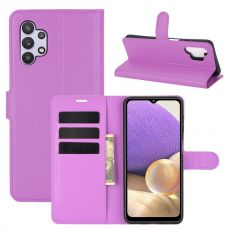 LN suojalaukku Galaxy A32 5G purple