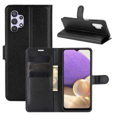 LN suojalaukku Galaxy A32 5G black
