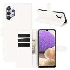 LN suojalaukku Galaxy A32 5G white