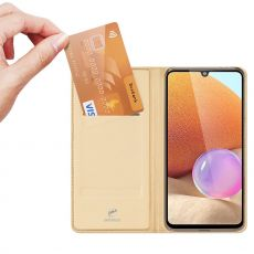 Dux Ducis Business-kotelo Galaxy A32 LTE gold