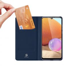 Dux Ducis Business-kotelo Galaxy A32 LTE blue