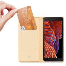 Dux Ducis Business-kotelo Galaxy XCover 5 gold