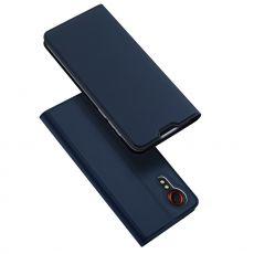 Dux Ducis Business-kotelo Galaxy XCover 5 blue
