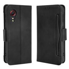 LN 5card Flip Wallet Galaxy XCover 5 black