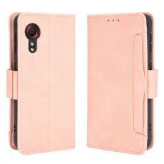 LN 5card Flip Wallet Galaxy XCover 5 pink