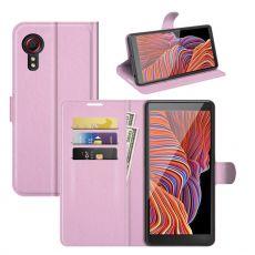 LN suojalaukku Galaxy XCover 5 pink