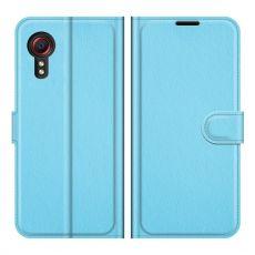 LN suojalaukku Galaxy XCover 5 blue