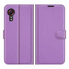 LN suojalaukku Galaxy XCover 5 purple