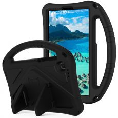 LN suojakuori kantokahvalla Galaxy Tab A7 Lite black