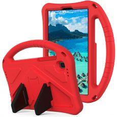 LN suojakuori kantokahvalla Galaxy Tab A7 Lite red