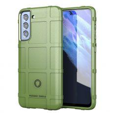 LN Rugged Shield Galaxy S21 FE green