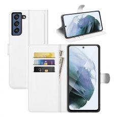 LN Flip Wallet Galaxy S21 FE white