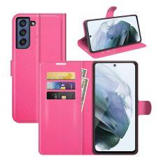 LN Flip Wallet Galaxy S21 FE rose