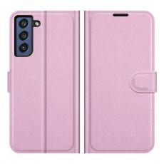 LN Flip Wallet Galaxy S21 FE pink