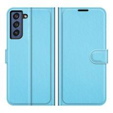 LN Flip Wallet Galaxy S21 FE blue