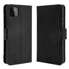 LN 5card flip wallet Galaxy A22 5G black