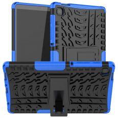 LN suojakuori tuella Galaxy Tab A7 Lite blue