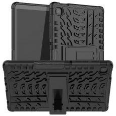 LN suojakuori tuella Galaxy Tab A7 Lite black
