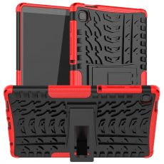 LN suojakuori tuella Galaxy Tab A7 Lite red