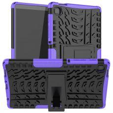 LN suojakuori tuella Galaxy Tab A7 Lite purple
