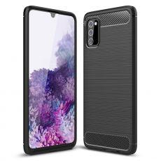 LN TPU-suoja Galaxy A02s/A03s black