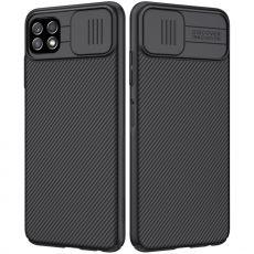 Nillkin CamShield Armor Galaxy A22 5G black